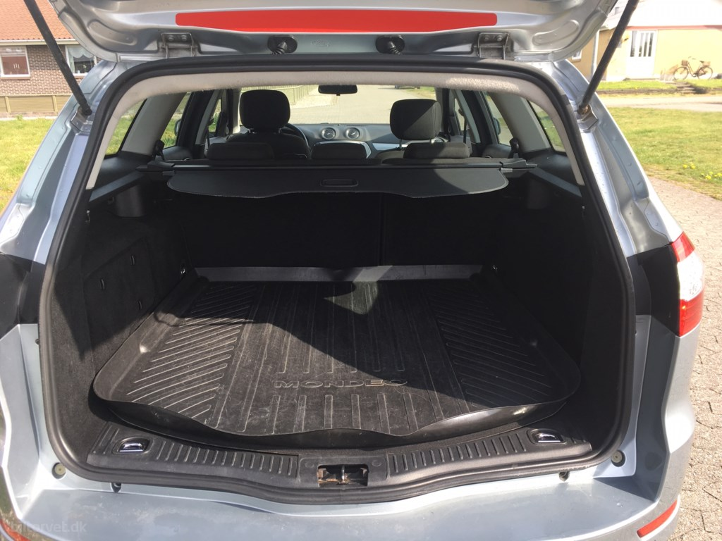 Ford Mondeo 2,0 TDCi DPF Trend 140HK Stc 6g 2010