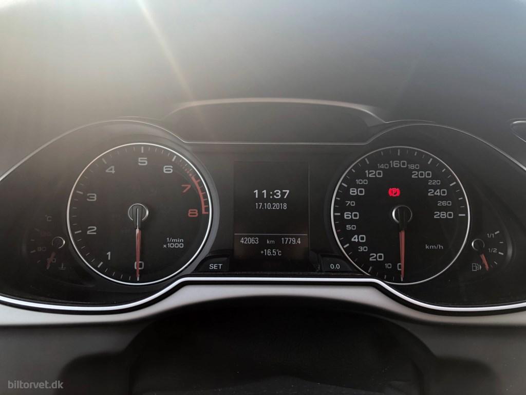 Audi A4 Avant 1,8 TFSI 120HK Stc 6g 2015