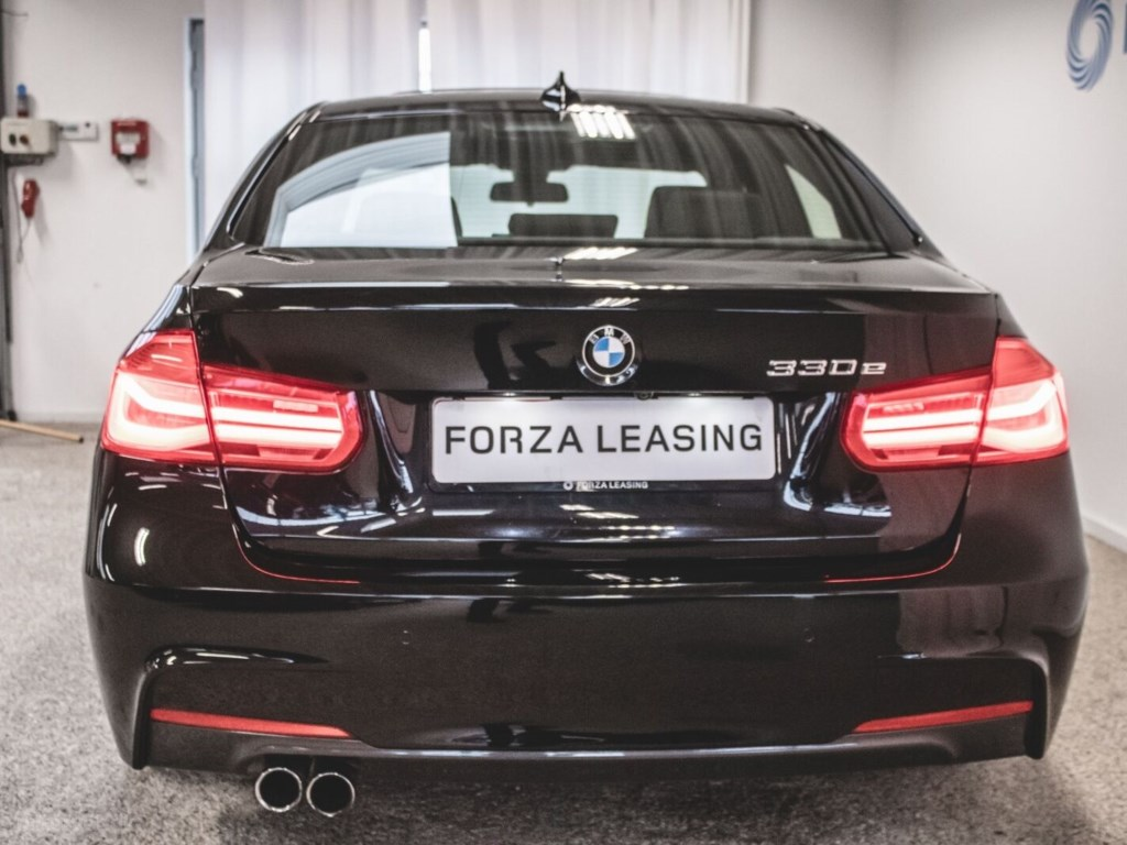 BMW 330e 2,0 iPerformance M-Sport aut. 2017