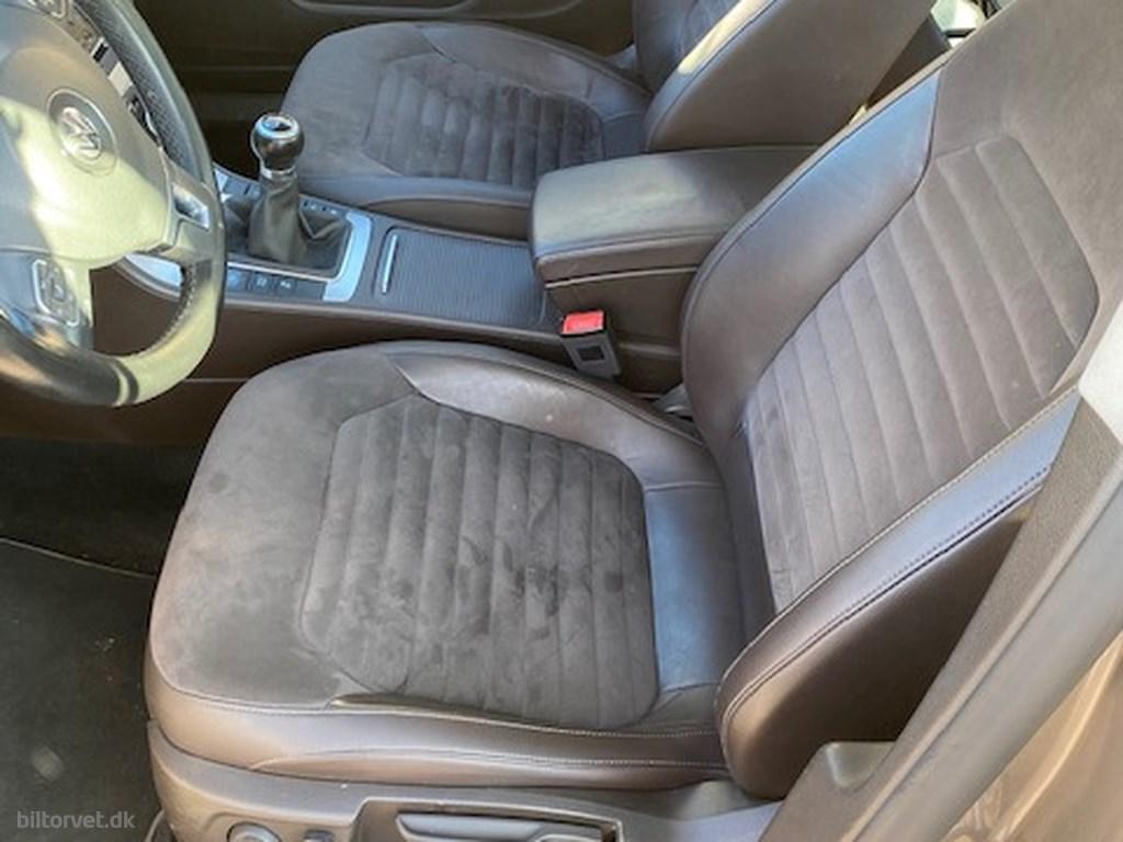 VW Passat Variant 2,0 TSI Highline 211HK Stc 6g 2011