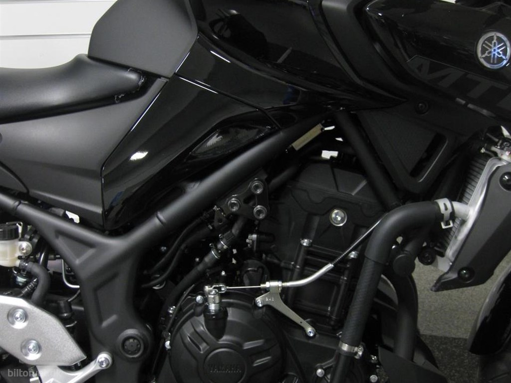 Yamaha MT 03 ABS - Midnight Black 2020