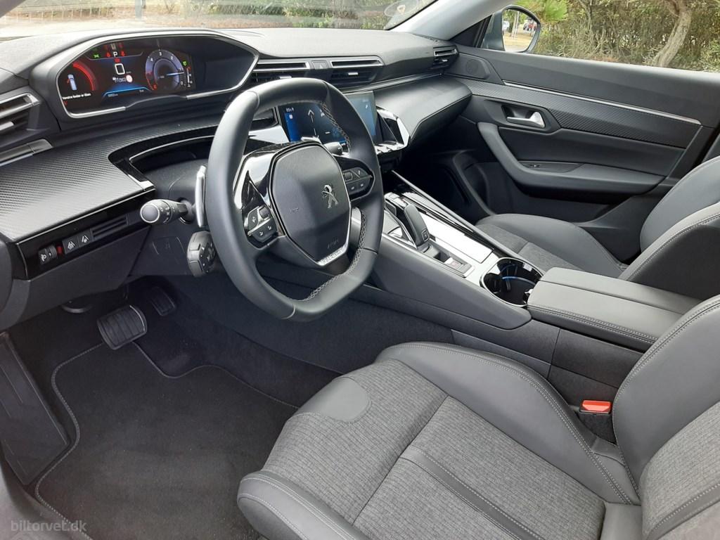 Peugeot 508 1,5 BlueHDi Limited Pack EAT8 start/stop 130HK 8g Aut. 2020