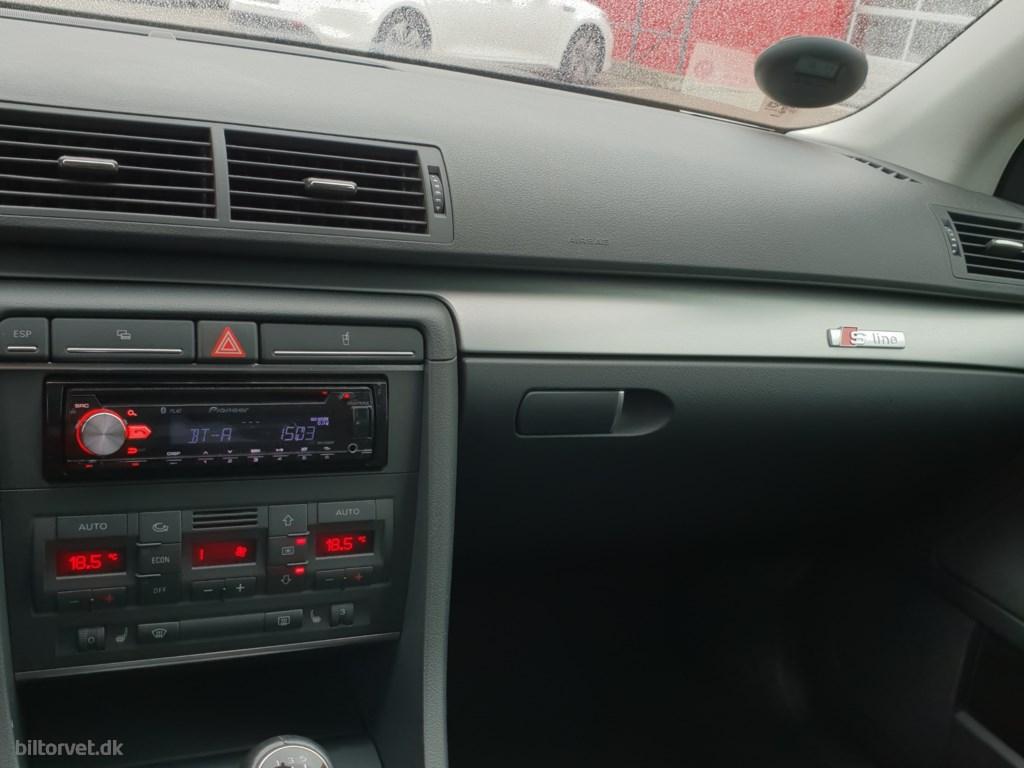 Audi A4 1,8 T 163HK 2007