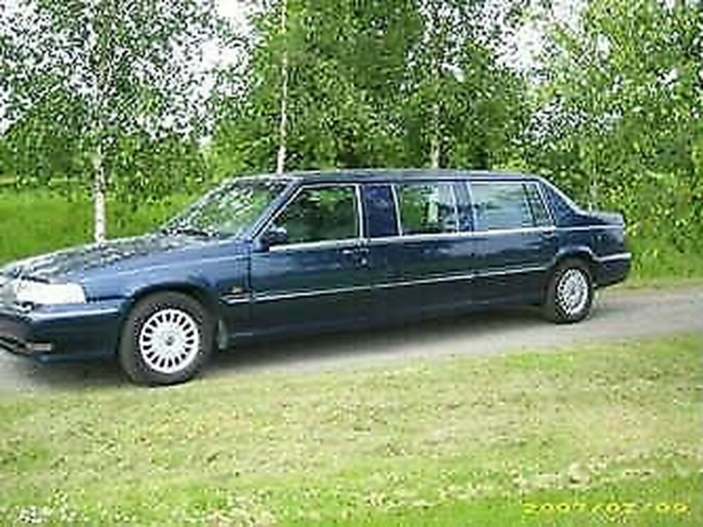 Volvo 960 3,0 Limousine aut. 1995