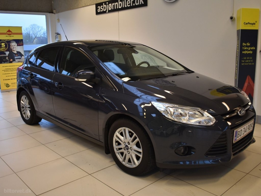 Ford Focus 1,0 SCTi 100 Edition ECO 2014