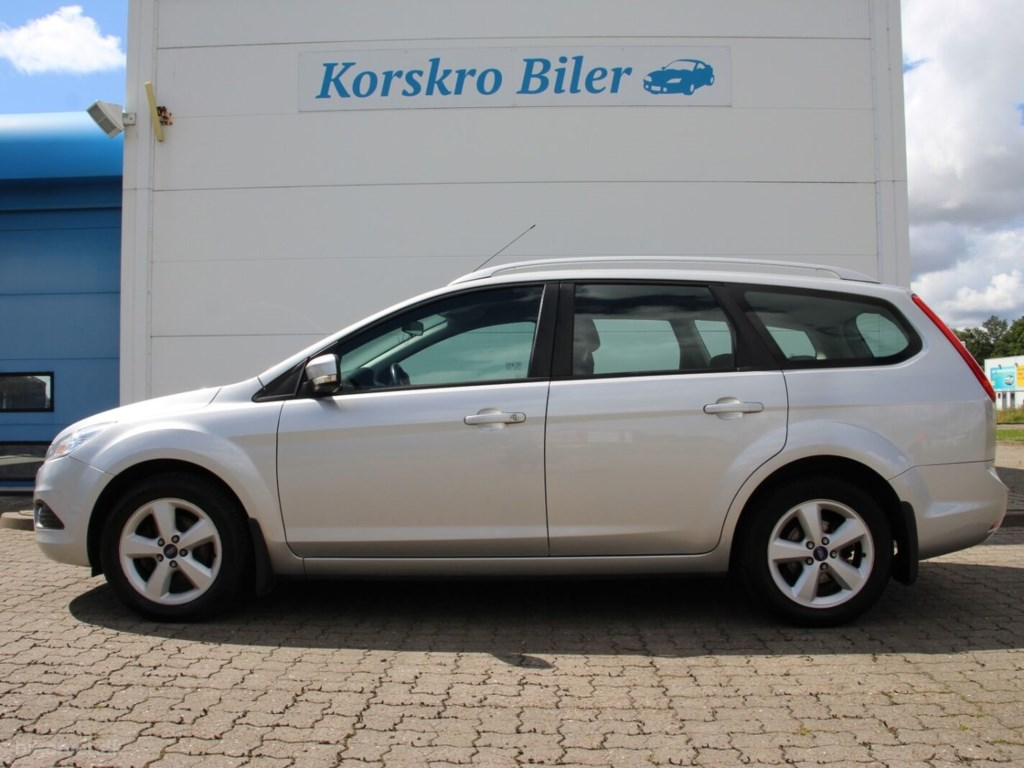 Ford Focus 1,6 TDCi 109 Trend Collection stc. 2011