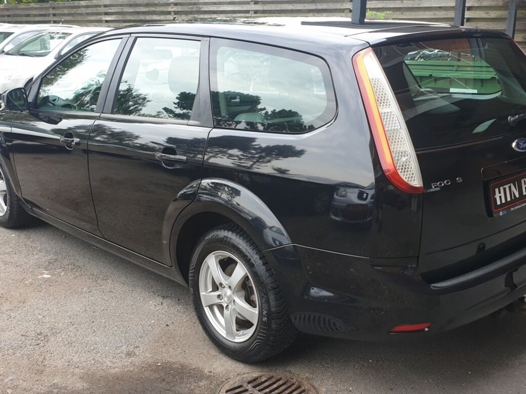 Ford Focus 1,6 TDCi 109 Trend stc. 2008