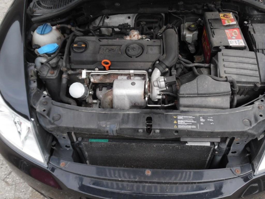 Skoda Octavia 1,4 TSI Ambiente 122HK 5d 6g 2010