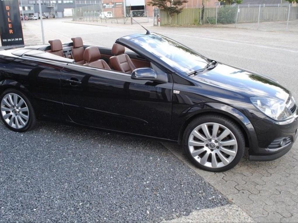 Opel Astra 1,9 CDTI 150HK Cabr. 2007