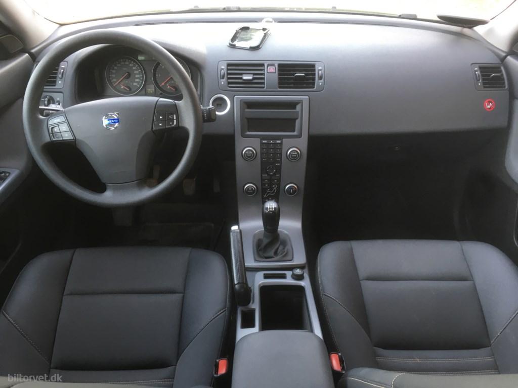 Volvo S40 1,6 D 110HK 2008