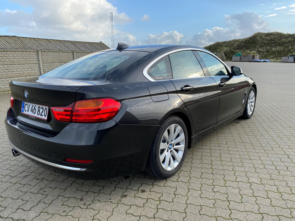 BMW 430d Gran Coupé 3,0 D 258HK 4d 8g Aut. 2014