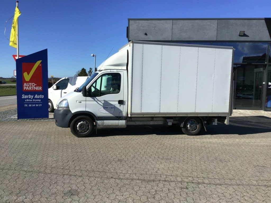 Nissan Interstar 2,5 dCi 146 L3 Chassis 2008