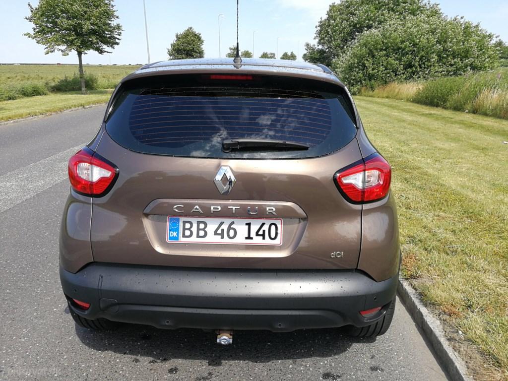 Renault Captur 1,5 DCI FAP Expression Navi Style 90HK 5d 2015