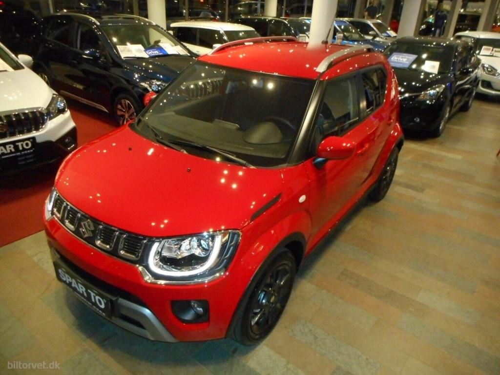 Suzuki Ignis 1,2 Hybrid Active 2020