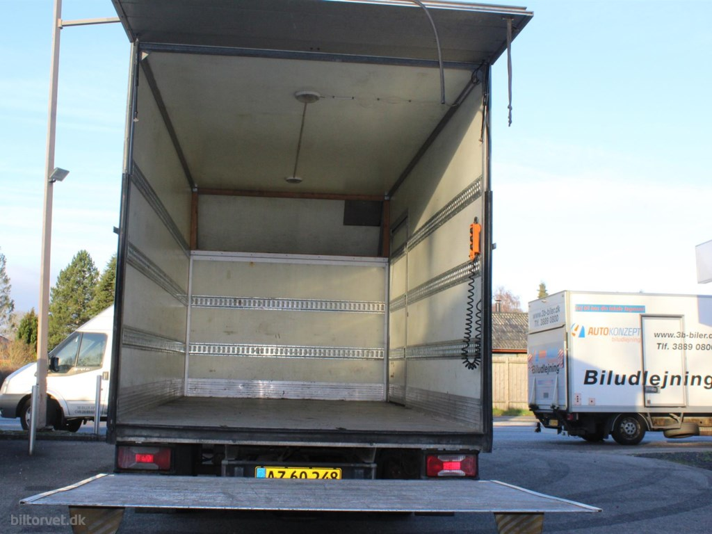 Iveco Daily 35S18 4100mm 3,0 D 180HK Ladv./Chas. 6g 2006