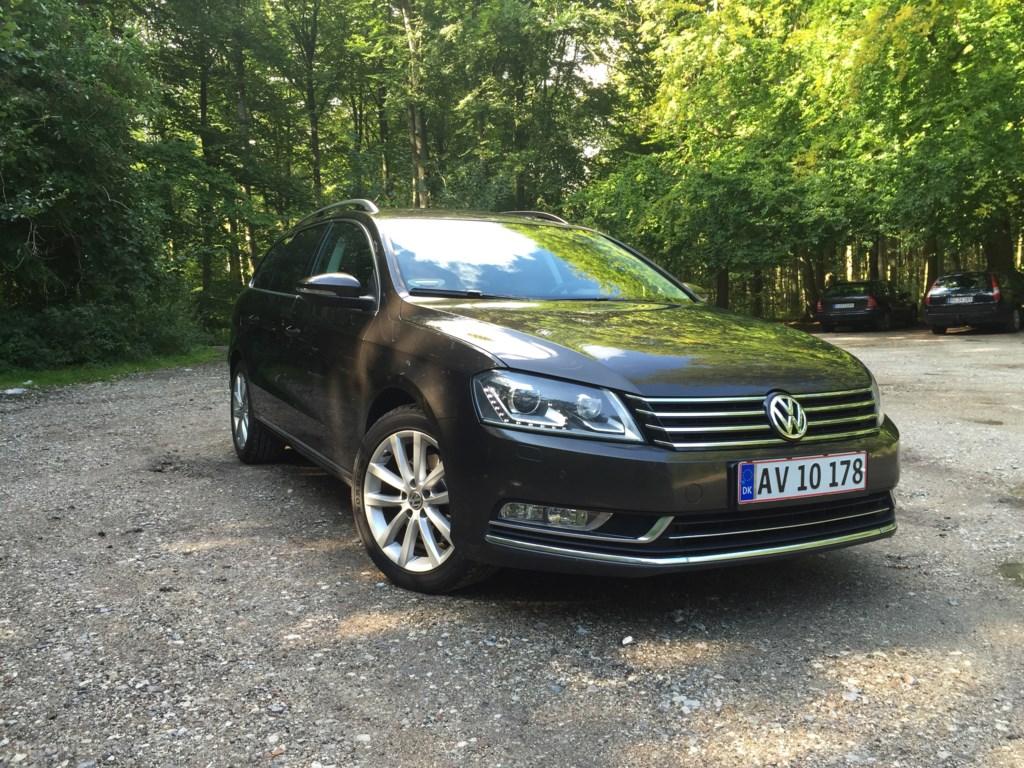 VW Passat Variant 2,0 blueMotion TDI Comfortline DSG 140HK Stc 6g Aut. 2013