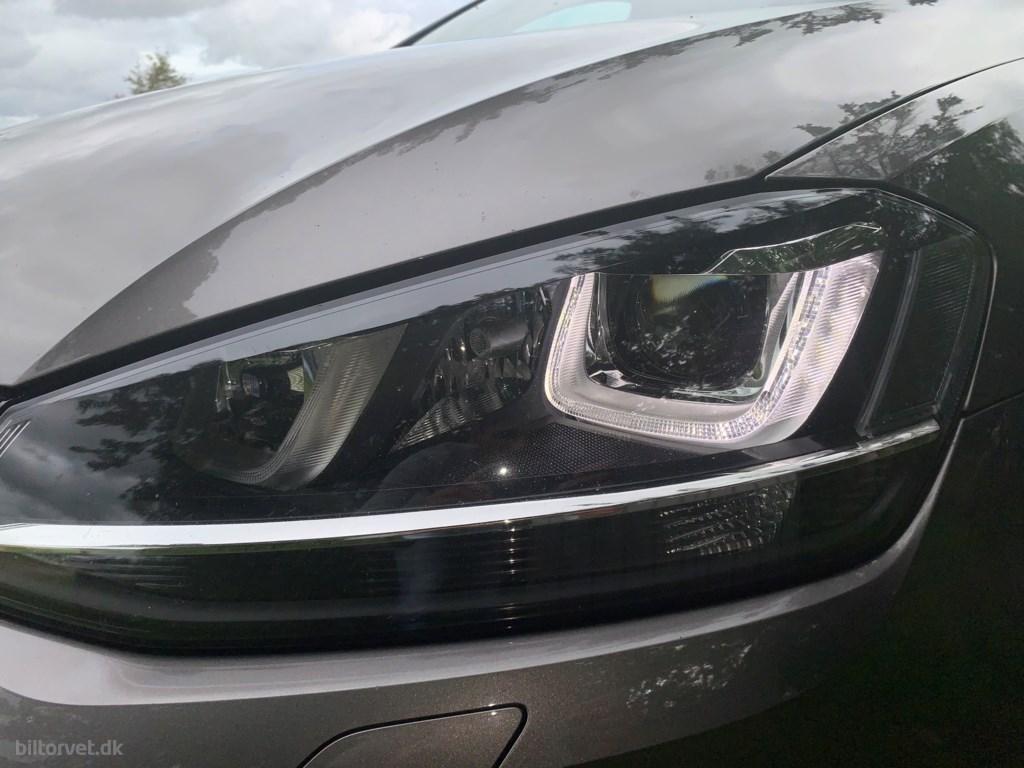 VW Golf 1,6 TDI BMT Highline 110HK 5d 2016