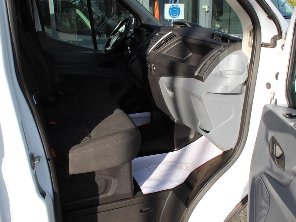 Ford Transit 350 L3H1 2,2 TDCi Trend 125HK Ladv./Chas. 6g 2014