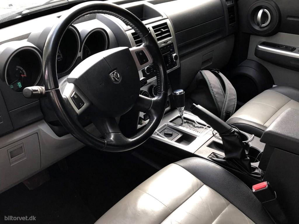 Dodge Nitro 3,7 V6 4WD 205HK Aut. 2009