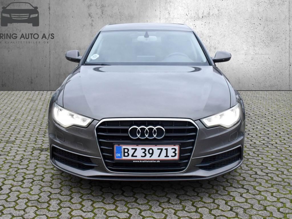 Audi A6 3,0 TDI Multitr. 204HK Trinl. Gear 2014