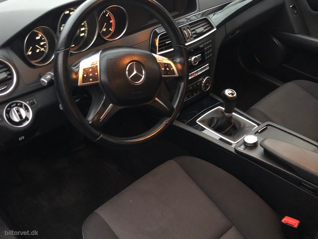 Mercedes-Benz C 200 2,1 CDI BlueEfficiency 136HK 6g 2014