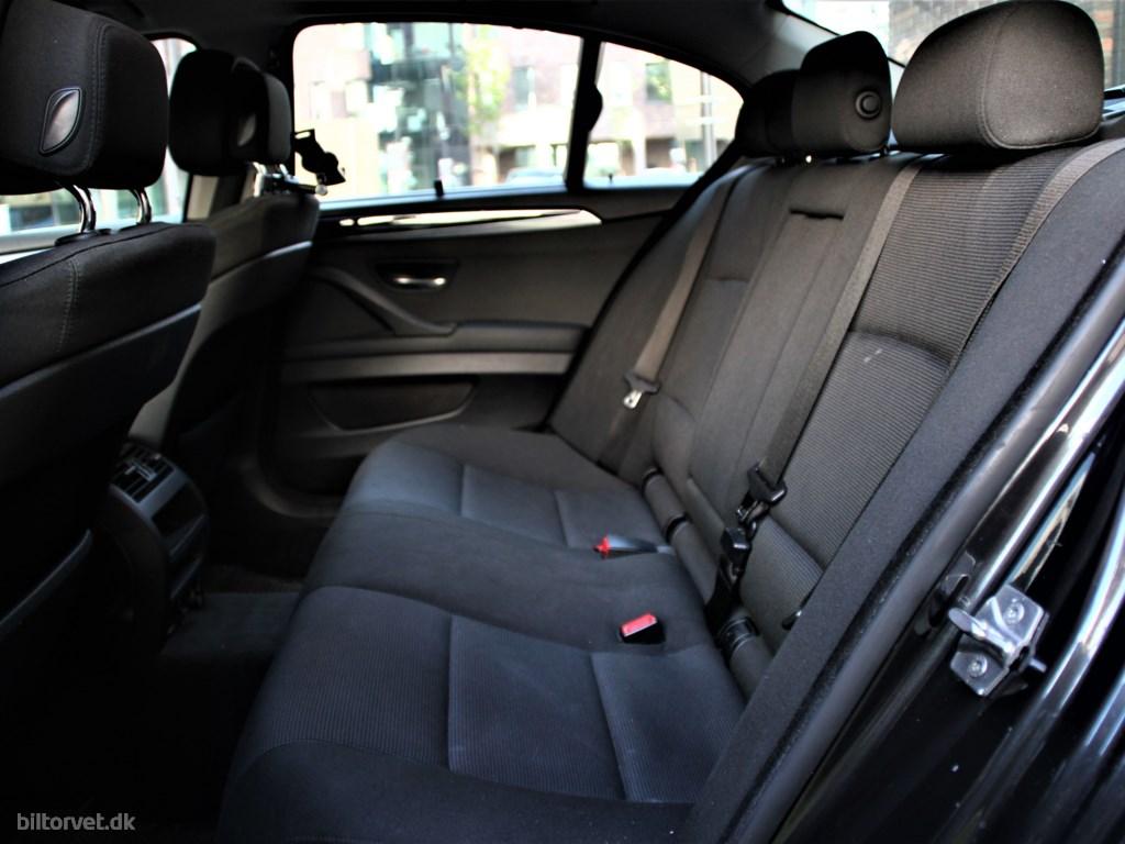 BMW 520d 2,0 D 184HK 8g Aut. 2010