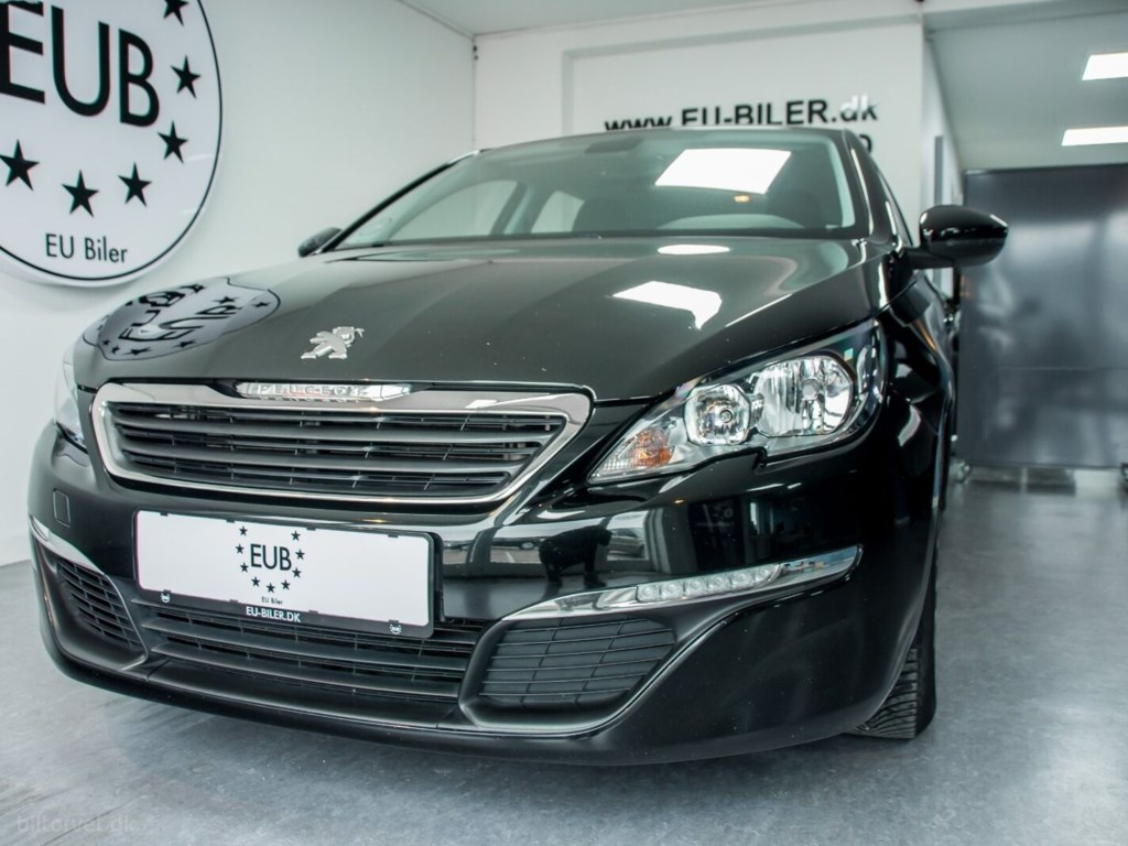 Peugeot 308 1,6 HDi 92 Active 2015