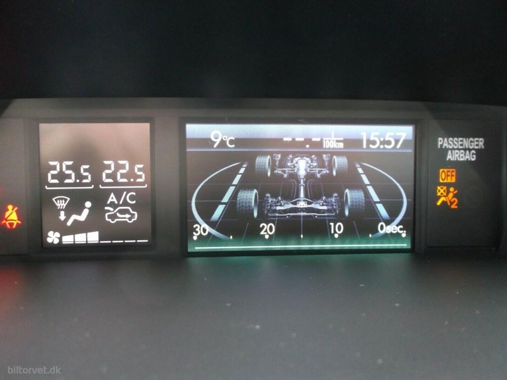 Subaru Forester 2,0 D XE AWD 2013