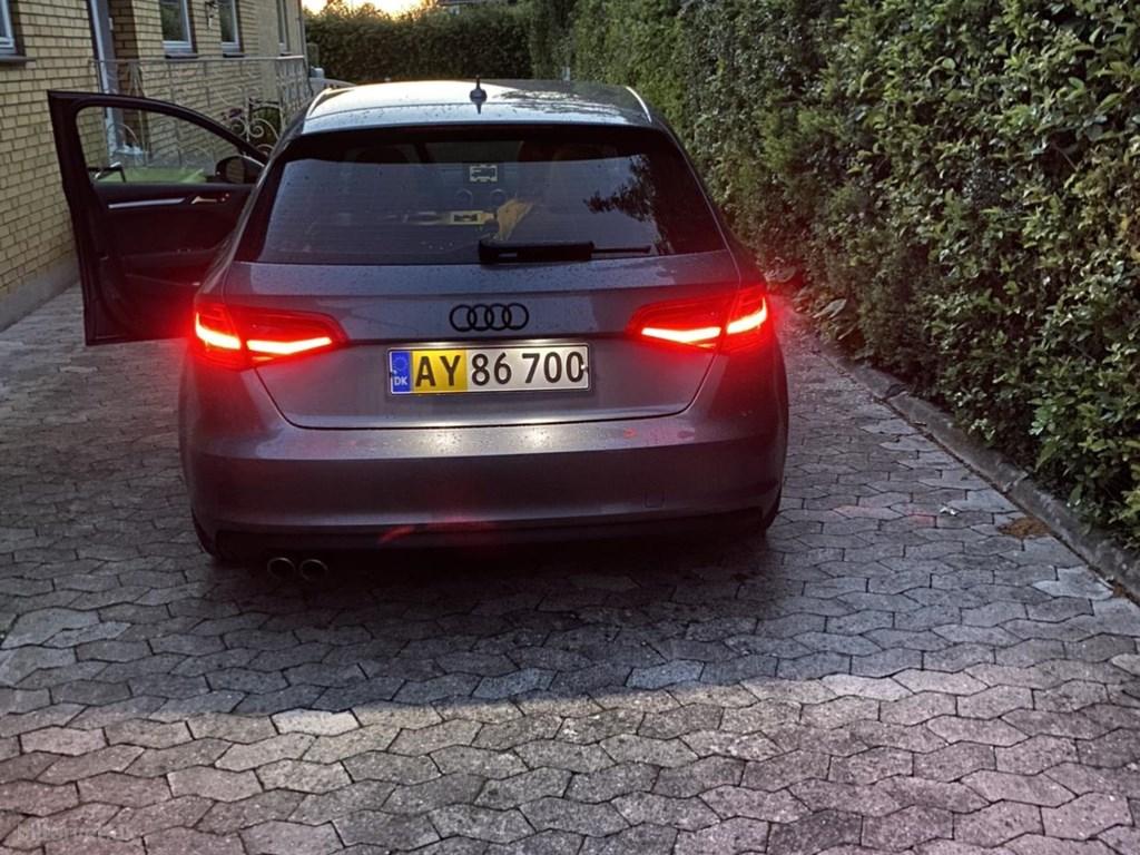 Audi A3 2,0 TDI Ambition S Tronic 150HK 3d Aut. 2016
