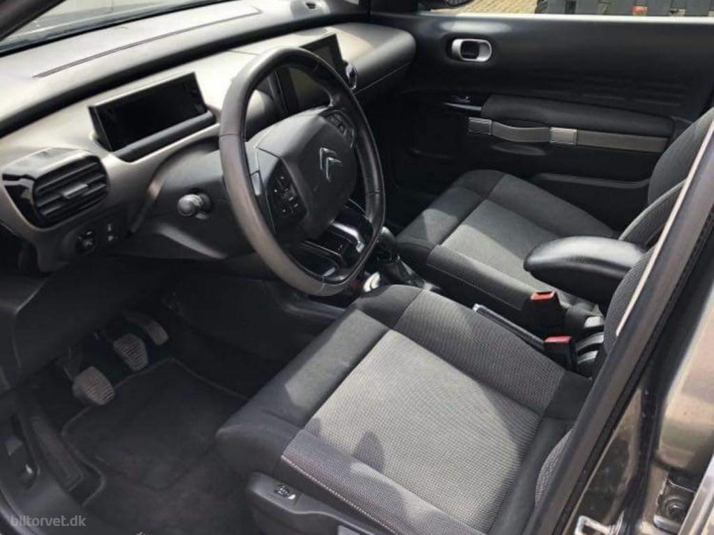Citroën C4 Cactus 1,2 PureTech Feel start/stop 110HK 5d 2015