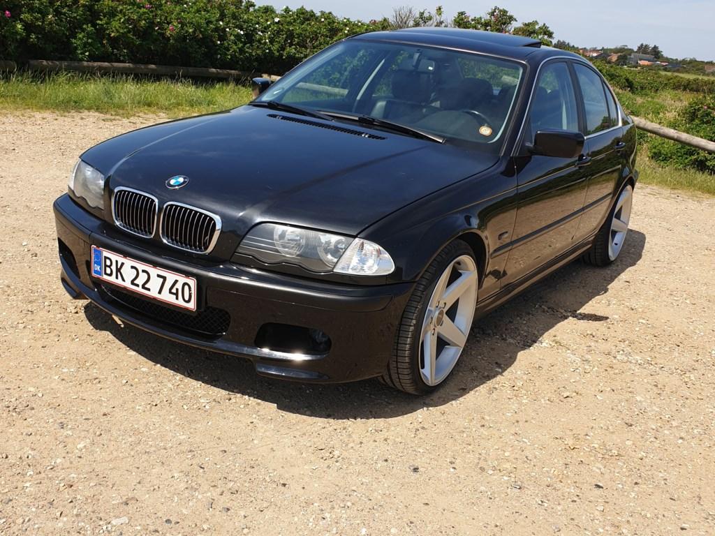 BMW 320i 2,0 150HK Aut. 1999