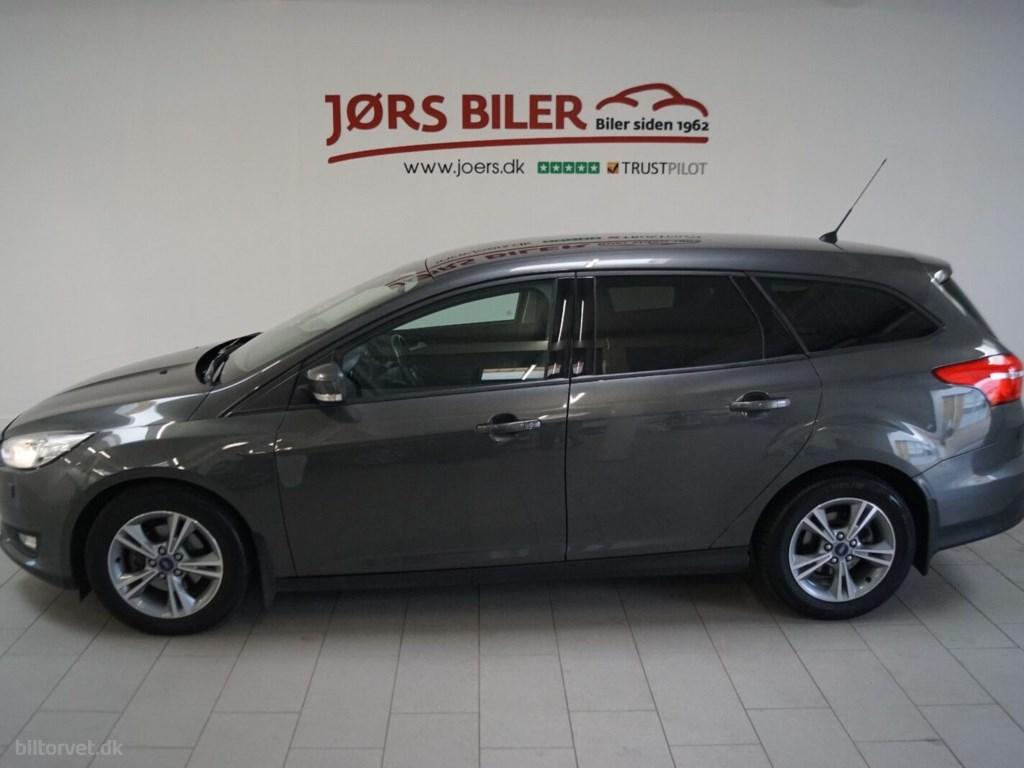 Ford Focus 1,6 TDCi 115 Business stc. 2015