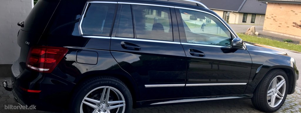Mercedes-Benz GLK220 d 2,1 CDI BlueEfficiency 170HK 5d 7g Aut. 2013