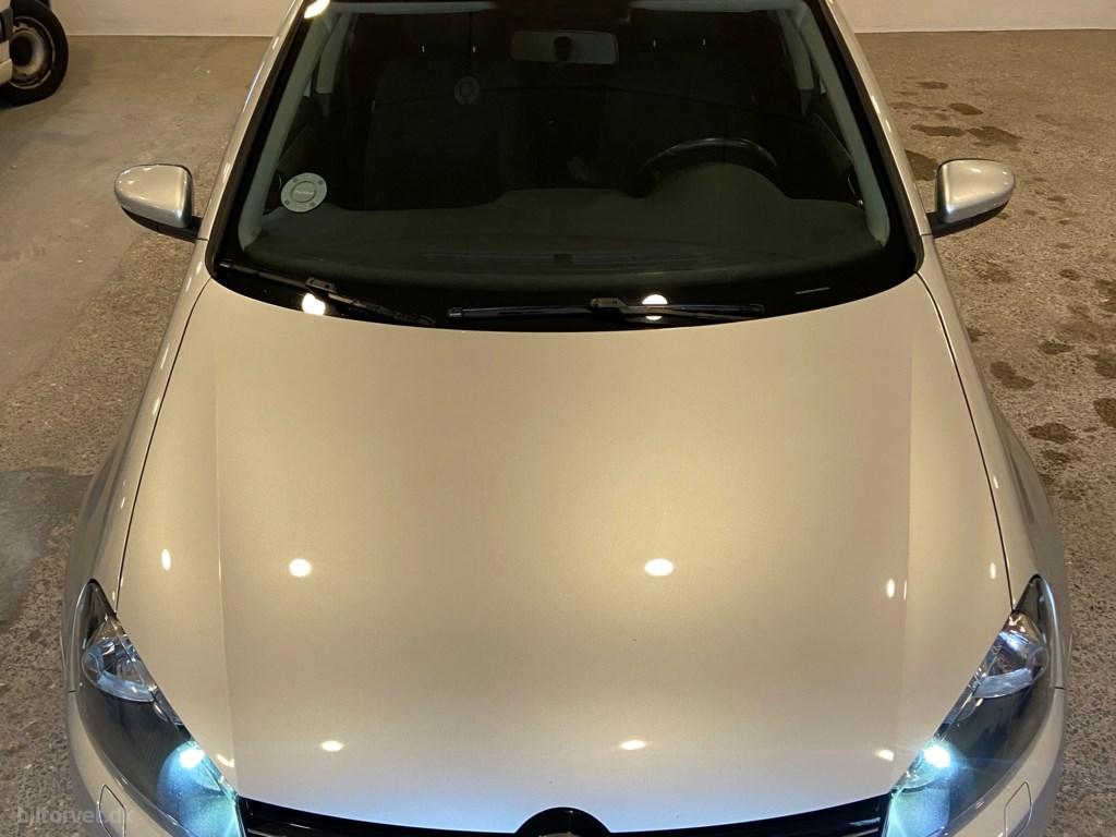 VW Golf 1,4 TSI Highline 122HK 5d 2010