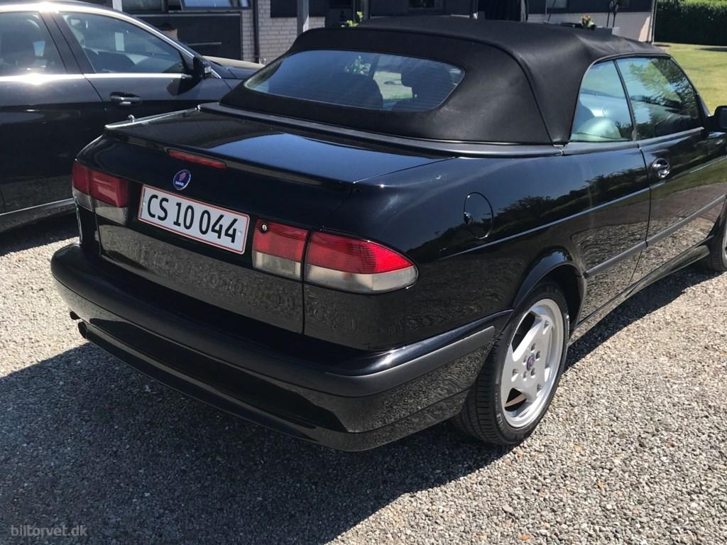 Saab 9-3 2,0t 154HK Cabr. 1999