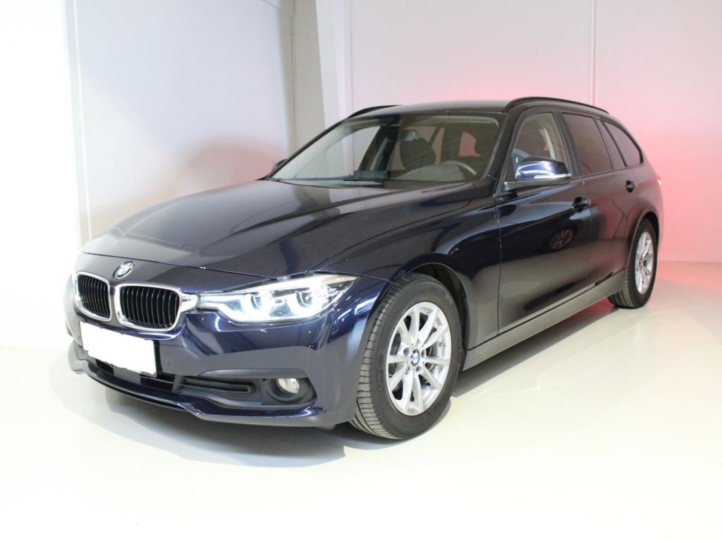 BMW 320d Touring 2,0 EfficientDyn. Steptronic 163HK Stc 8g Aut. 2017