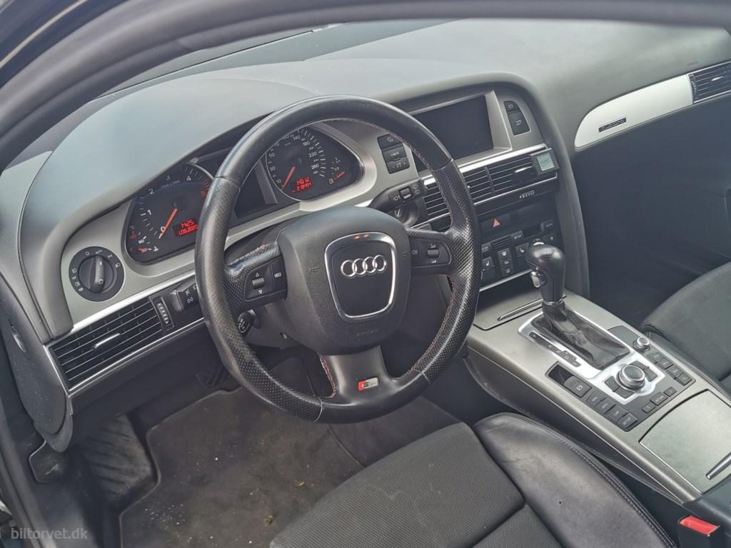Audi A6 Avant 2,7 TDI Quattro Tiptr. 180HK Stc 6g Aut. 2008