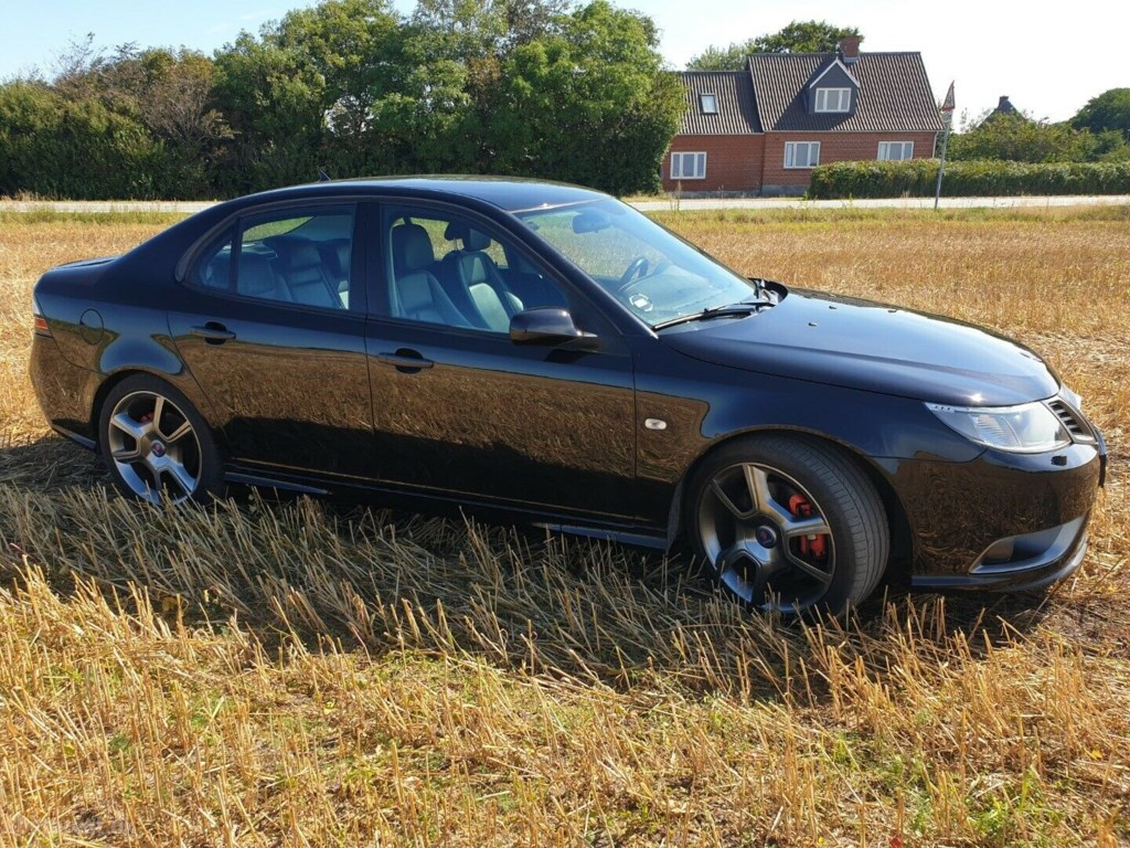 Saab 9-3 2,8 Turbo X Sport Sedan 2008