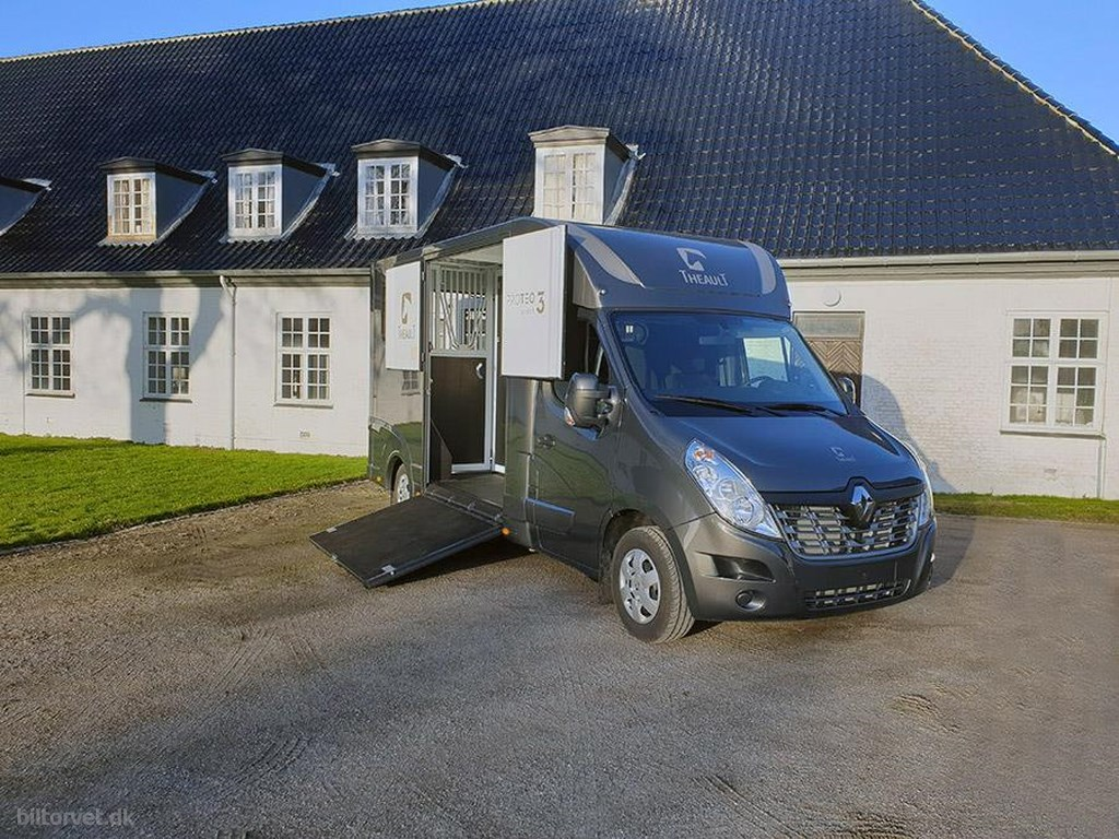 Renault Master T35 THEAULT 2,3 DCI PROTEO 3 SWITCH 170HK Ladv./Chas. 2019