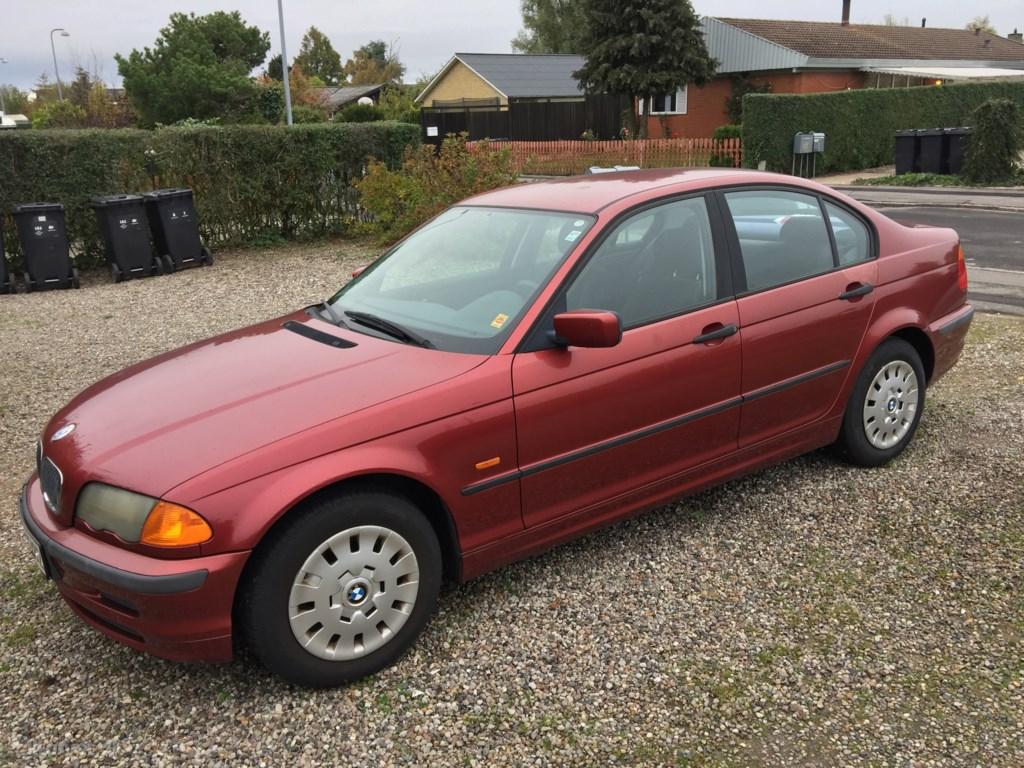 BMW 318i 1,9 118HK 1998
