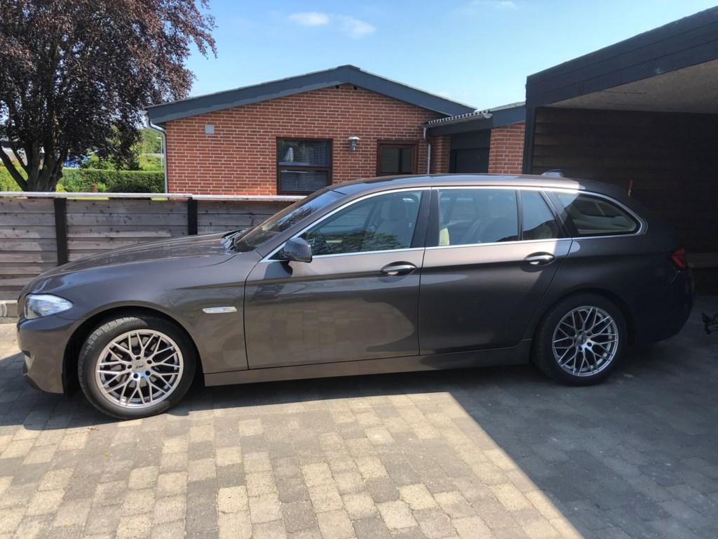 BMW 520d Touring 2,0 D 184HK Stc 6g 2012