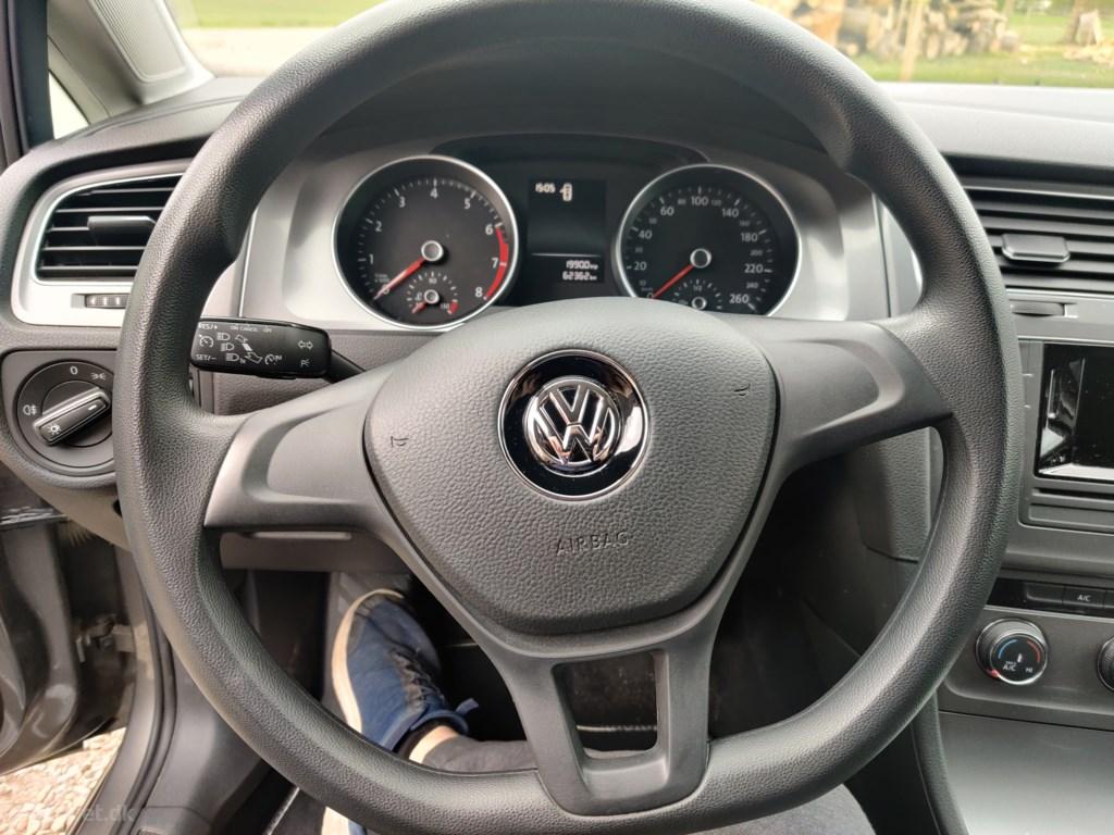 VW Golf 1,2 TSI BMT Startline 85HK 5d 2013