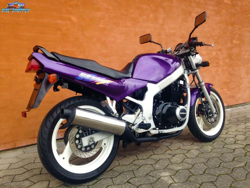 Suzuki GS500 1993