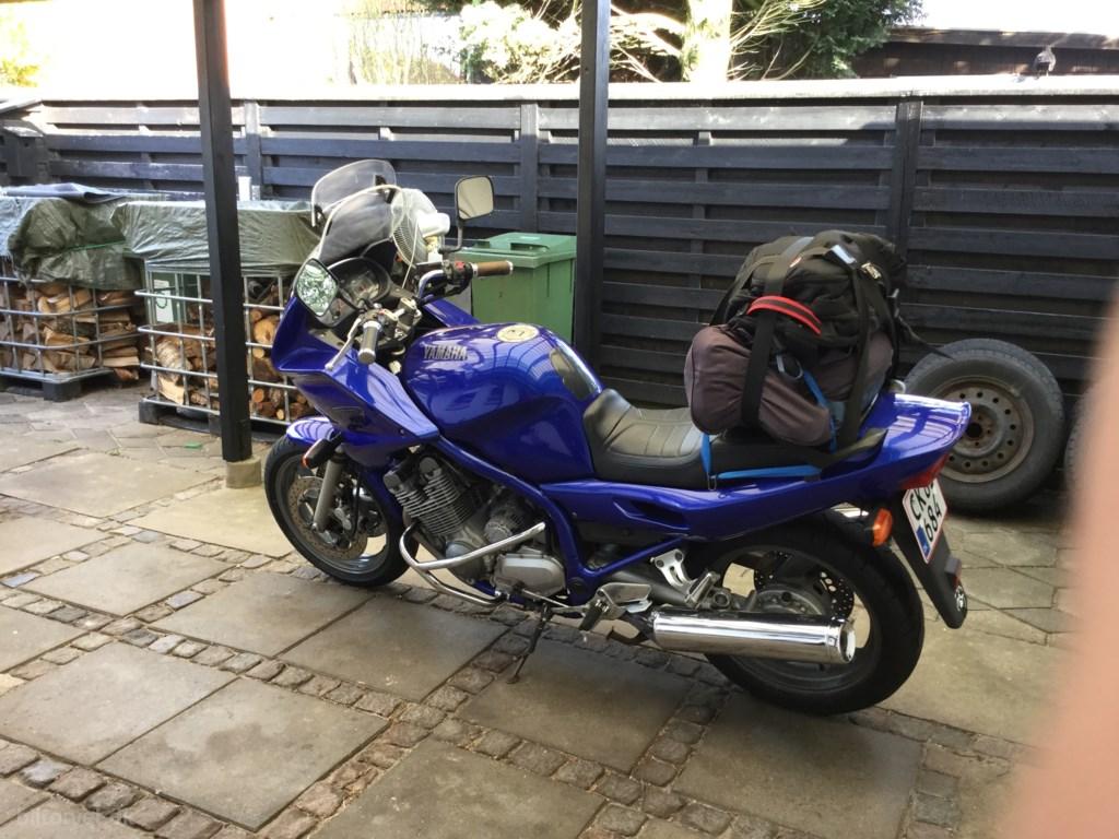 Yamaha XJ 900 1999