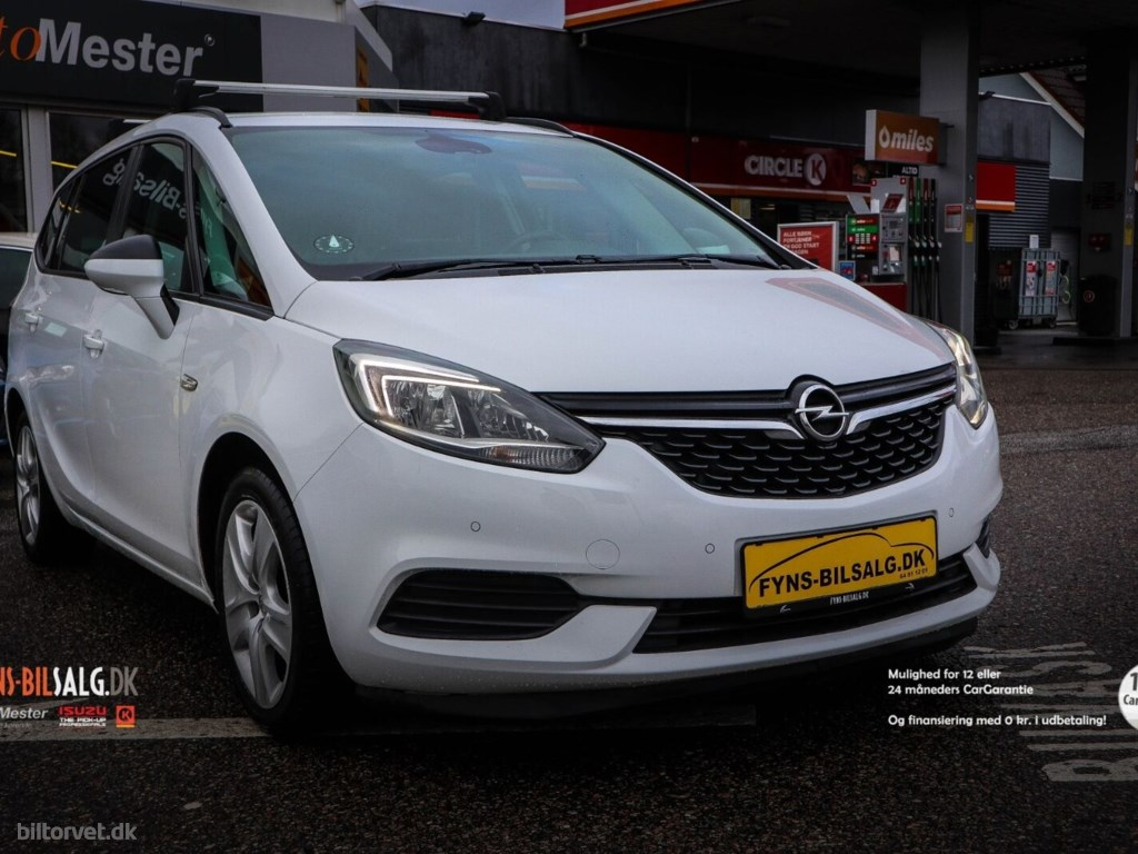 Opel Zafira 2,0 CDTi 170 Innovation aut. Flexi 2017