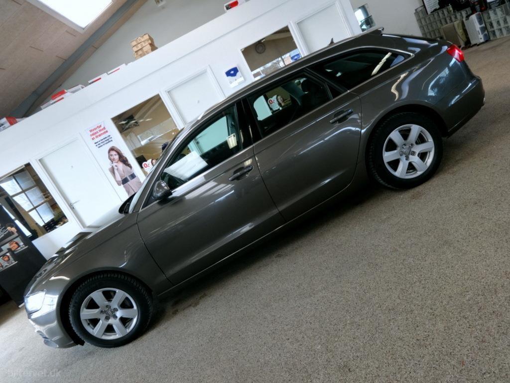 Audi A6 Avant 3,0 TDI Multitr. 204HK Stc Trinl. Gear 2013