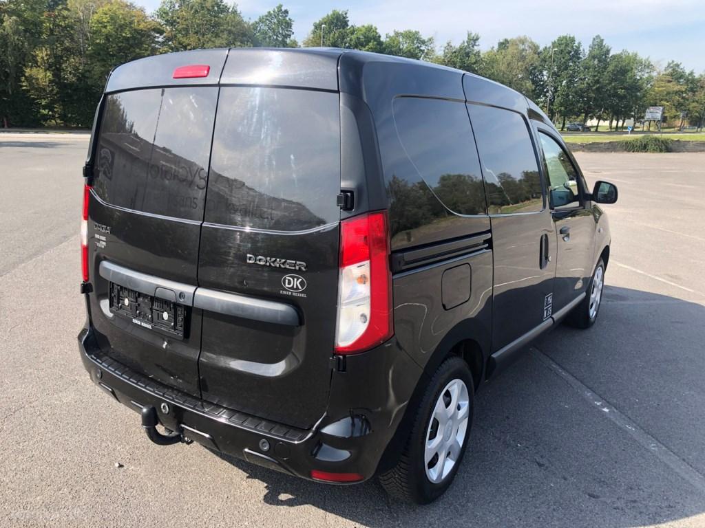 Dacia Dokker 1,5 DCi Ambiance 90HK Van 2018