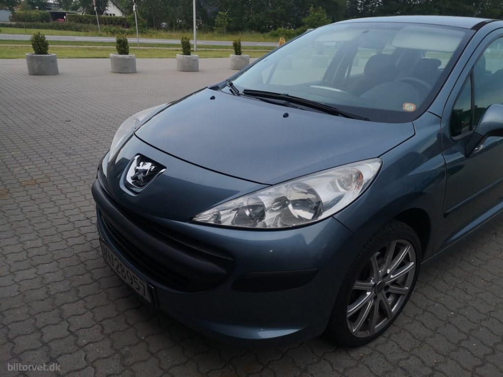 Peugeot 207 1,6 HDI XR Plus 90HK 5d 2007