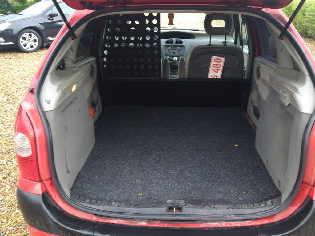 Citroën Xsara Picasso Comfortvan 1,6 LX m/Ruder 95HK Van 2004