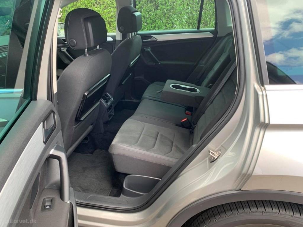 VW Tiguan 2,0 TDI BMT SCR Highline DSG 150HK 5d 7g Aut. 2016